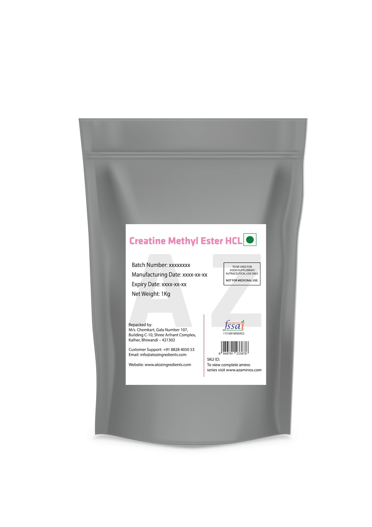 Creatine Methyl Ester HCL